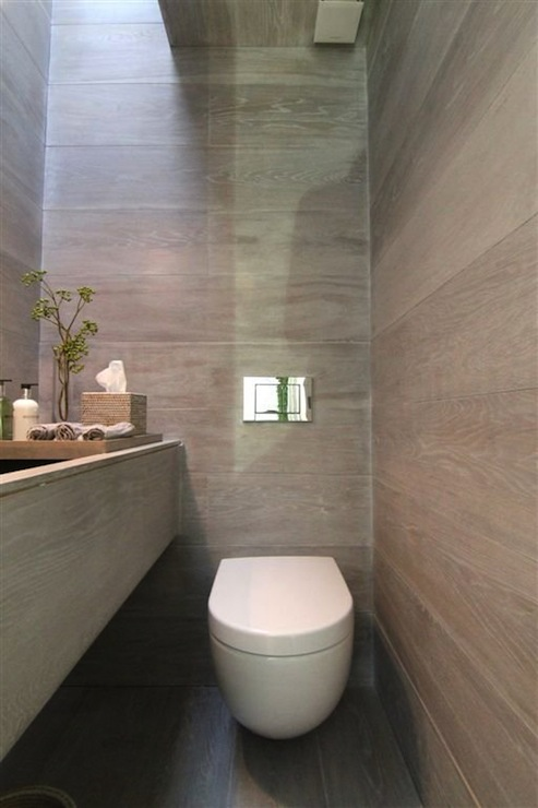 Zen bathroom modern bathroom rajiv saini and associates for Small wc room design