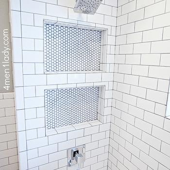 how to clean white grout in shower on back splash