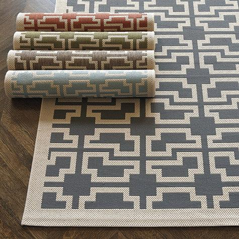 alys indoor outdoor rug ballard designs