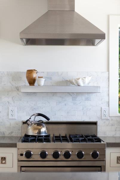 stainless steel backsplash with shelf design ideas. Black Bedroom Furniture Sets. Home Design Ideas