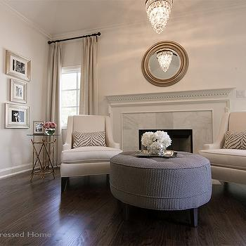 Bedroom Sitting Area, Transitional, bedroom, A Well Dressed Home