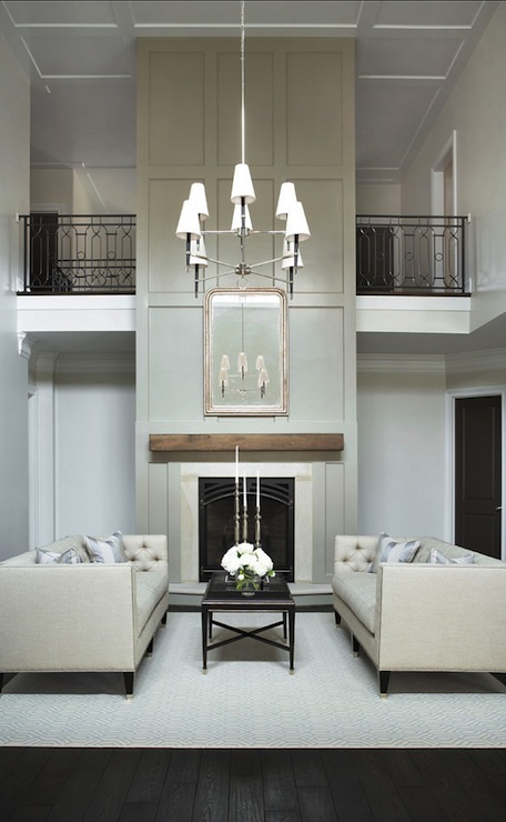 Fireplace Facade Ideas : Shiplap Fireplace Facade Design Ideas