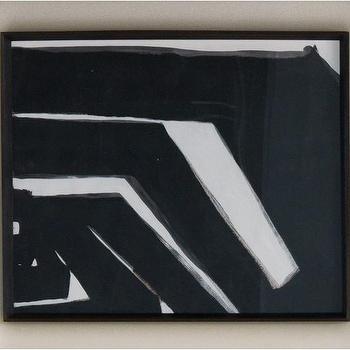 Amphitheater Wood Framed Print, DwellStudio