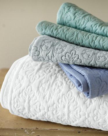 Dream Cotton Quilt and Sham I Garnet Hill : garnet hill dream quilt - Adamdwight.com