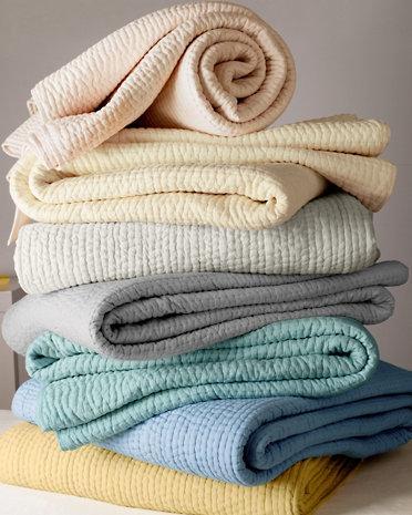 Dream Cotton Quilt And Sham I Garnet Hill