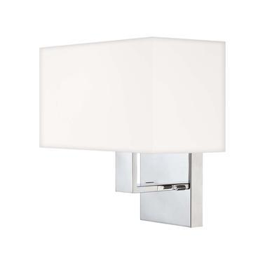 Quoizel Remi Wall Sconce In Polished Chrome I LightsOnline