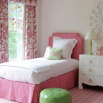 Pink Girls Room Contemporary Girl S Room Sissy And