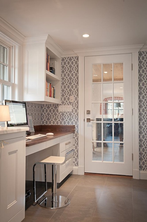 kitchen design wallpaper gray trellis wallpaper transitional kitchen jcs 739