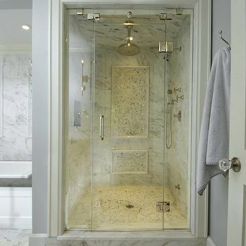 Walk through shower ideas design ideas for Walk through shower plans
