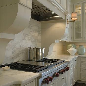Range Hood Corbels, Traditional, kitchen, Design Galleria
