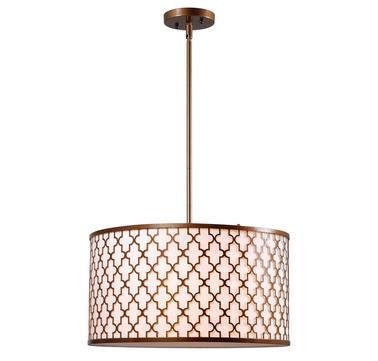 Kenroy home tripoli 3 light pendant i lightsonline aloadofball Choice Image