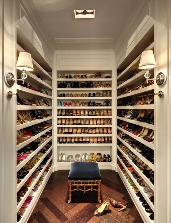 Shoe Closet View Full Size