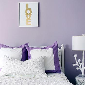 Purple Girls Room, Contemporary, girl's room, Jana Bek Design