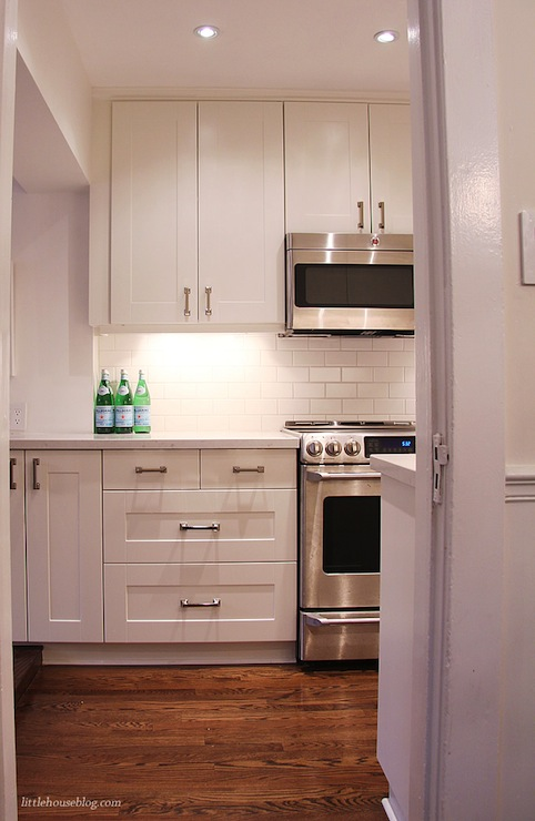 ikea adel transitional kitchen benjamin moore cloud white