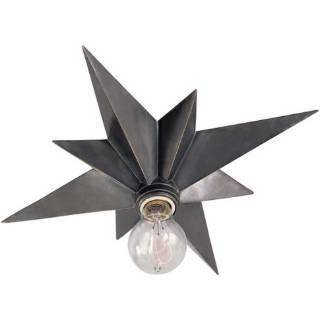 Star shaped flush mount products bookmarks design inspiration visual comfort studio 1 light star flush mount i home click mozeypictures Choice Image