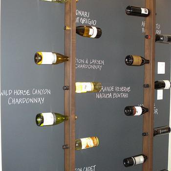 Built In Wine Racl