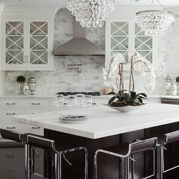 Angles center Island, Transitional, kitchen, Susan Glick Interiors