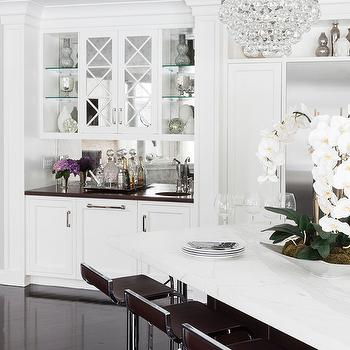 Butler's Pantry Ideas, Transitional, kitchen, Susan Glick Interiors