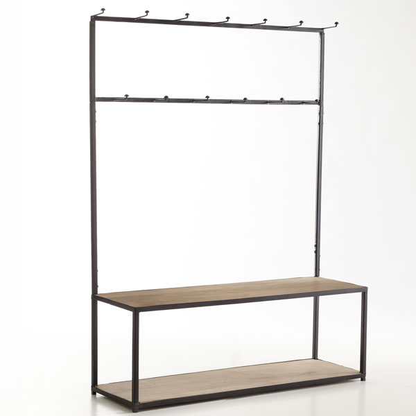 Wisteria Open Frame Hall Tree Bench Look 4 Less