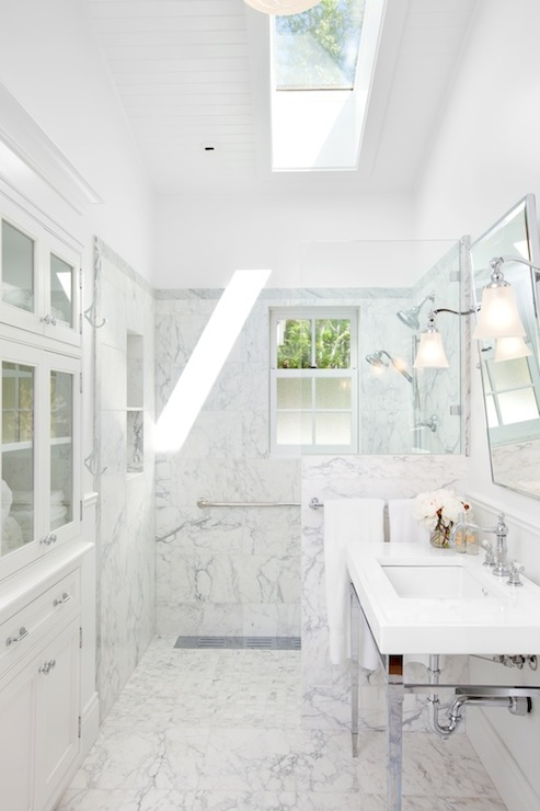 Bathroom Skylight Traditional bathroom Jodi Foster – Skylight in Bathroom