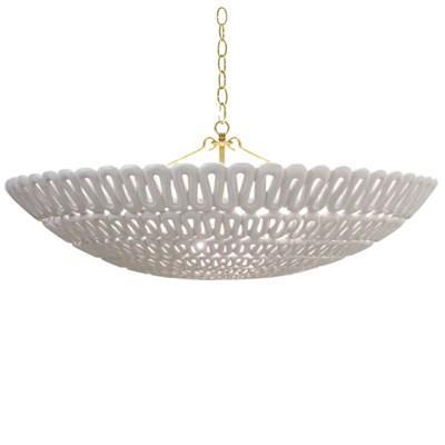studio pipa bowl chandelier i layla grayce