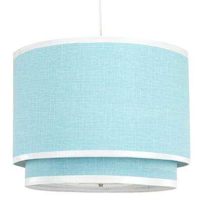 Oilo solid aqua double blue cylinder light oilo pendant lighting solid aqua cylinder double i layla grayce mozeypictures Choice Image