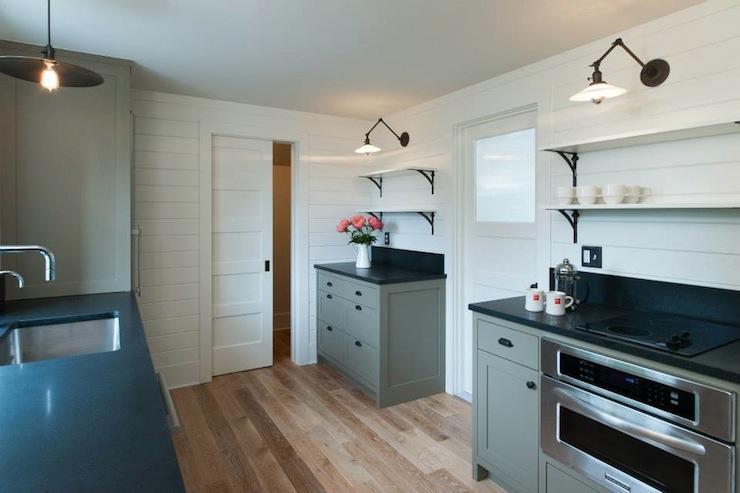 Horizontal Wood Paneling Design Ideas
