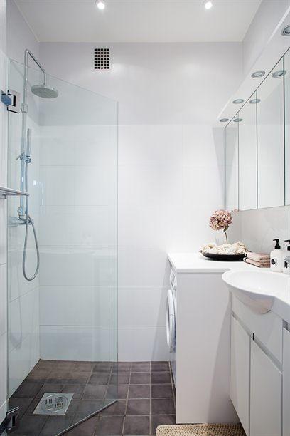 Washing Machine In Bathroom Contemporary Bathroom Per Jansson