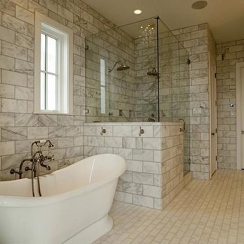 Marble Brick Tile Design Ideas