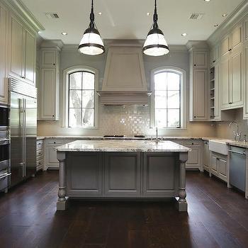 Gray KItchen, Transitional, kitchen, HAR