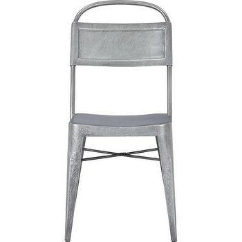 Set Of 6 Lyle Side Chairs Crate Amp Barrel