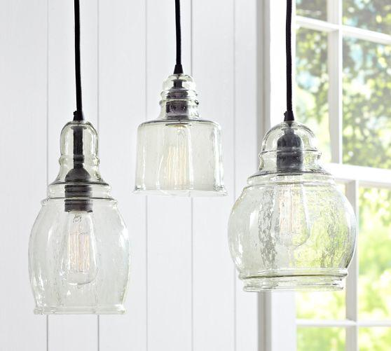 glass blown pendant lighting. Mouth Blown Glass Single Pendants Pendant Lighting C