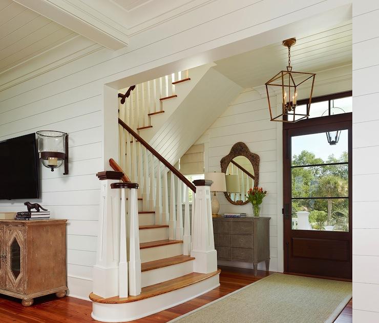 Foyer Lantern Cottage Entrance Foyer Structures