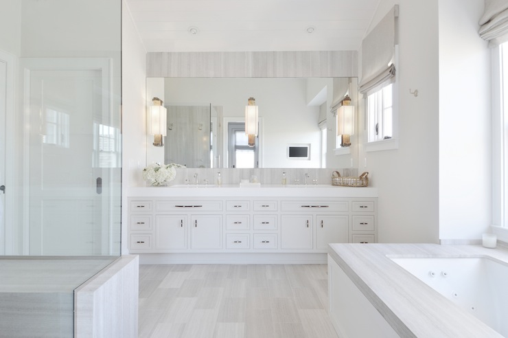 All white bathroom ideas fascinating best 20 white for All white bathroom designs