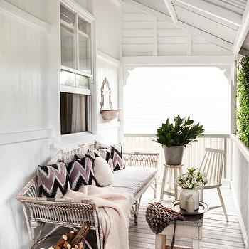 Wraparound Porch, Cottage, porch, Kara Rosenlund