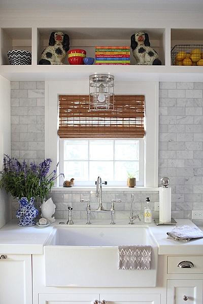 Cabinets Over Sink cabinets over kitchen sink - transitional - kitchen - hgtv