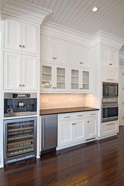 Gray Kitchen Cabinets Transitional Kitchen Valspar