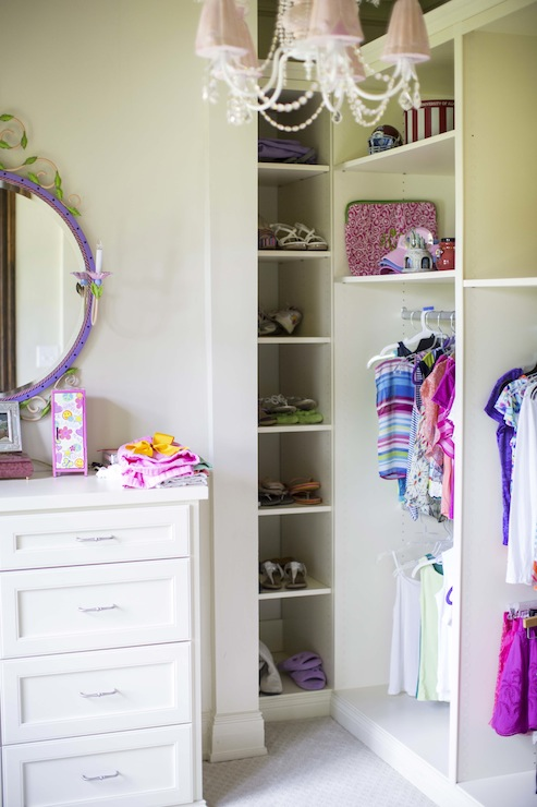 Girls Closet Ideas