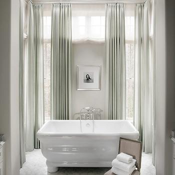 Bathtub Alcove, Transitional, bathroom, Atlanta Homes & Lifestyles