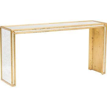 Salon Console Table I High Fashion Home