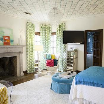 Teen Girl's Room Ideas, Contemporary, girl's room, B Metro