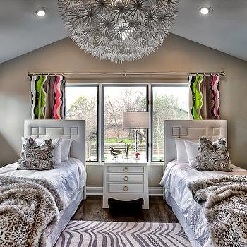 Ikea PS Maskros, Contemporary, girl's room, Glynis Wood Interiors