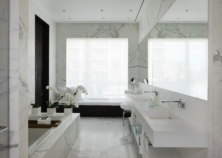 view full size. Floating Bathroom Vanity   Modern   bathroom   Jeneration Interiors