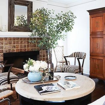 Living Room Armoire, Transitional, living room, Domaine Home