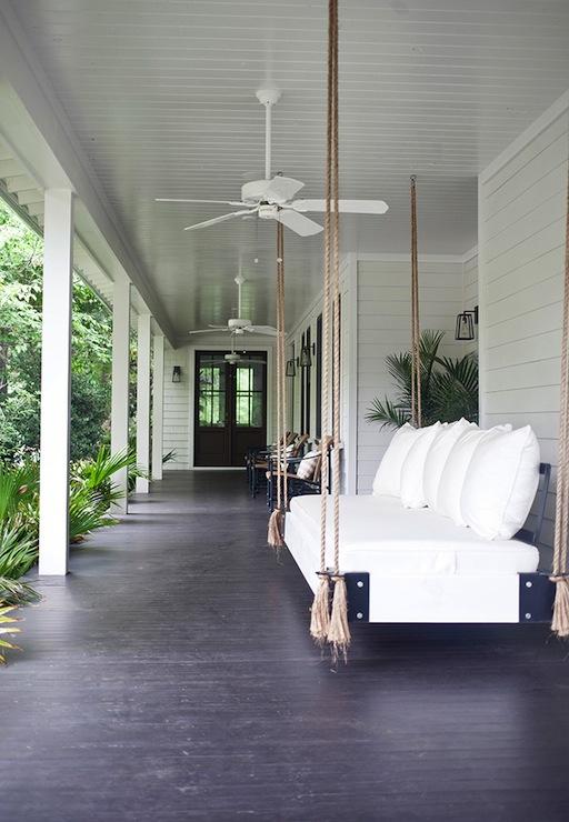Elegant Covered Porch Design Ideas