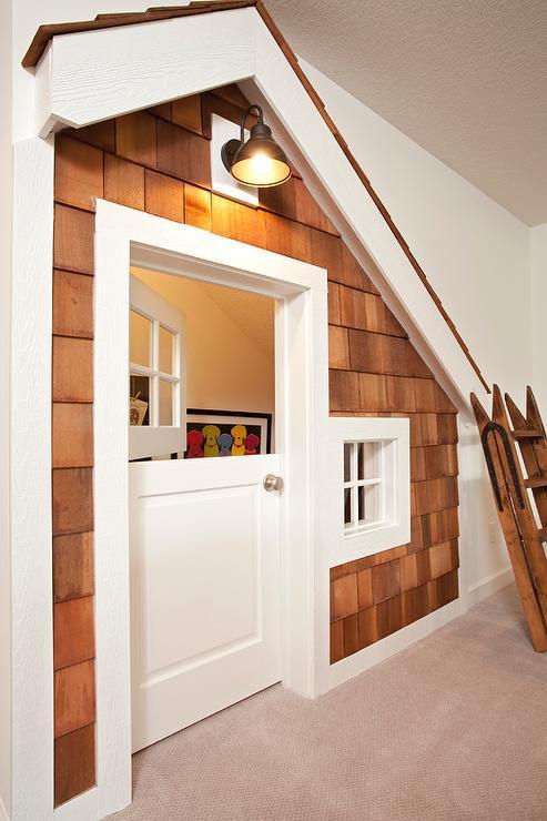 Under Stairs Basement Ideas: Basement Design Ideas