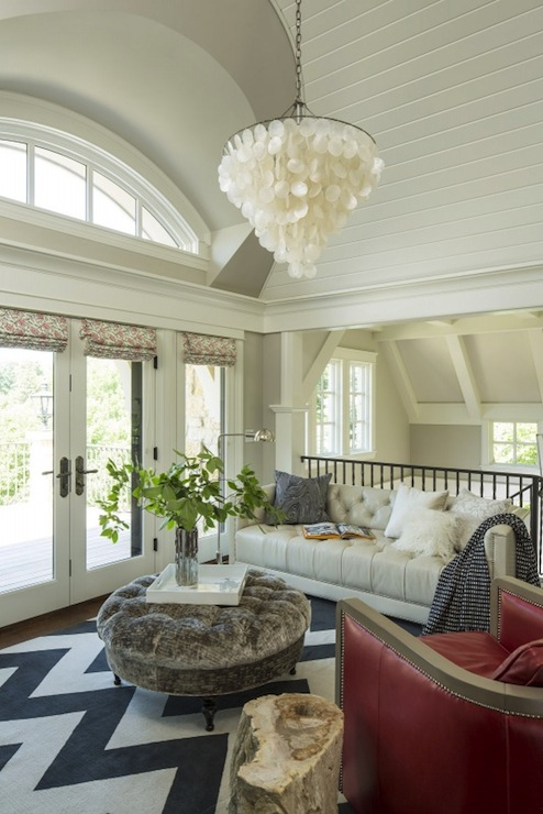 Vaulted Tray Ceiling Design Ideas