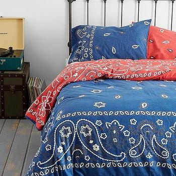Sketch Duvet Cover Shams West Elm