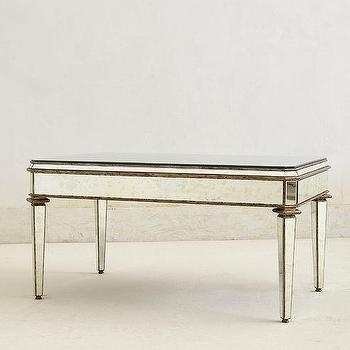 Mirrored Coffee Table I anthropologie.com