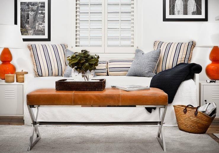 Amazing Orange Lamps Contemporary Living Room Diane Bergeron Alphanode Cool Chair Designs And Ideas Alphanodeonline